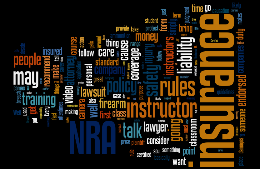 5 things every NRA firearm instructor should consider